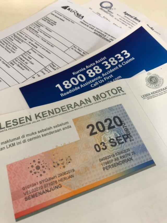 Road Tax Expired Penalty Malaysia Is There Really A Penalty